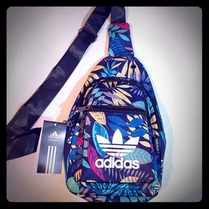 Adidas Sling bag backpack